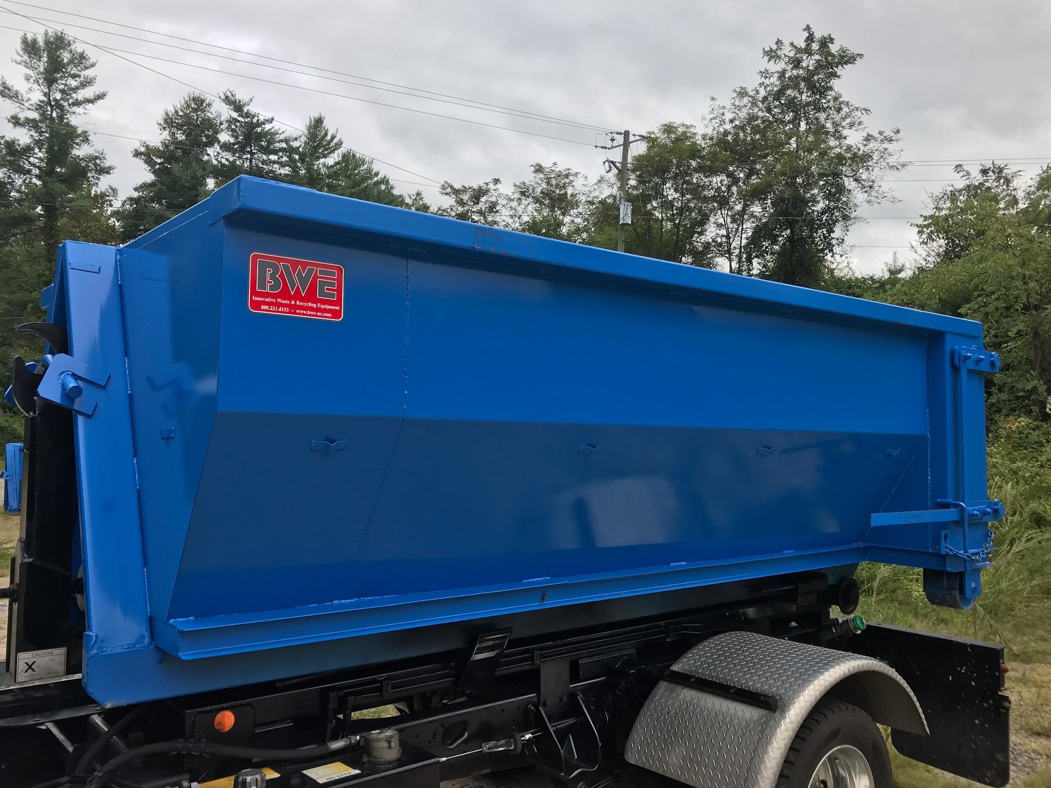 Waste Service Management